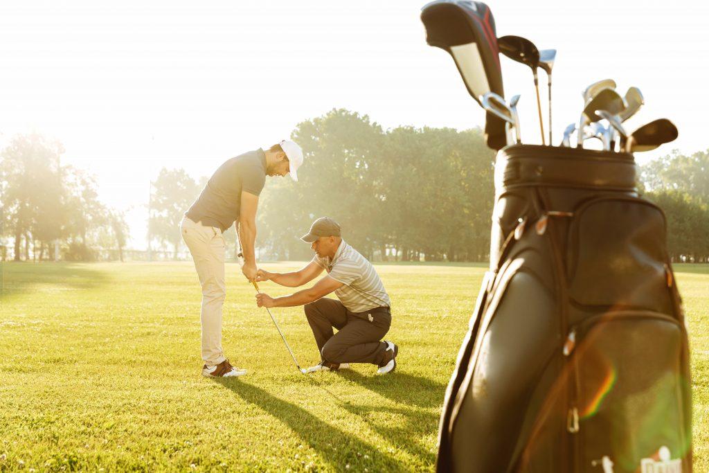 Ancora Sport Hotel giocare a golf