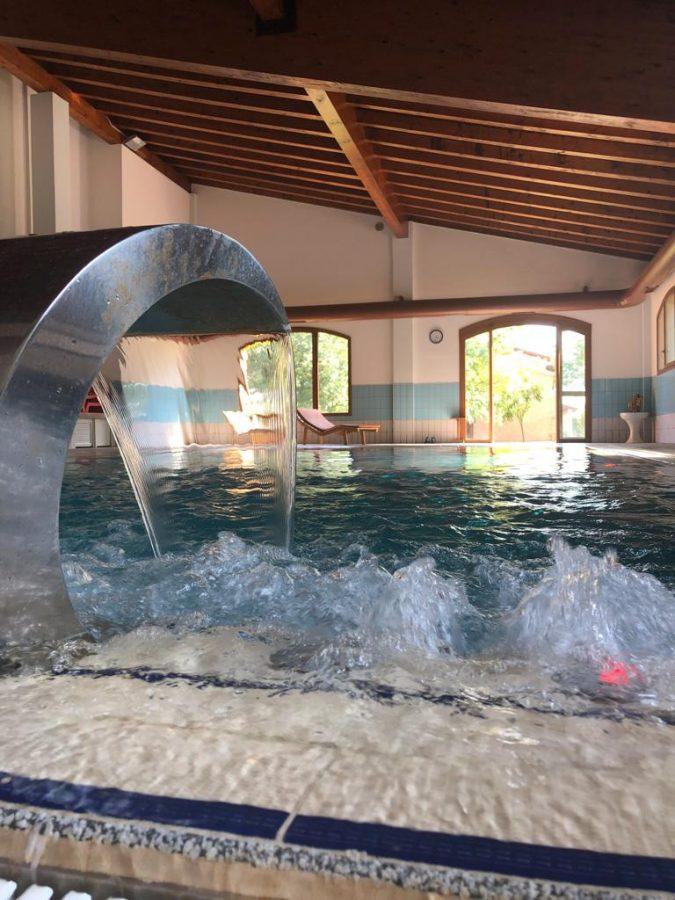 Ancora Sport Hotel piscina interna